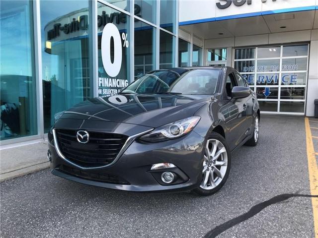2014 Mazda Mazda3 GT-SKY (Stk: M812) in Ottawa - Image 1 of 22