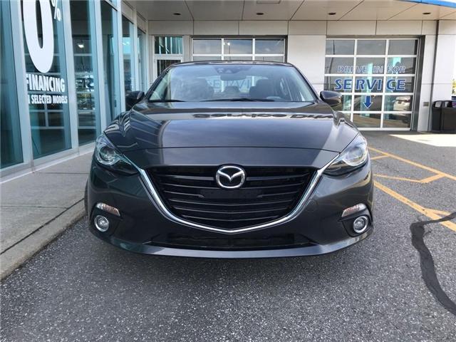 2014 Mazda Mazda3 GT-SKY (Stk: M812) in Ottawa - Image 2 of 22