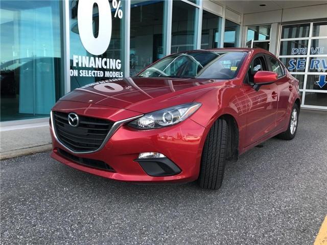 2014 Mazda Mazda3 GS-SKY (Stk: M808) in Ottawa - Image 1 of 20