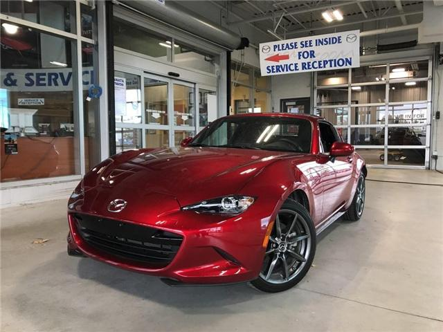 2018 Mazda MX-5 RF GT (Stk: M817) in Ottawa - Image 1 of 17