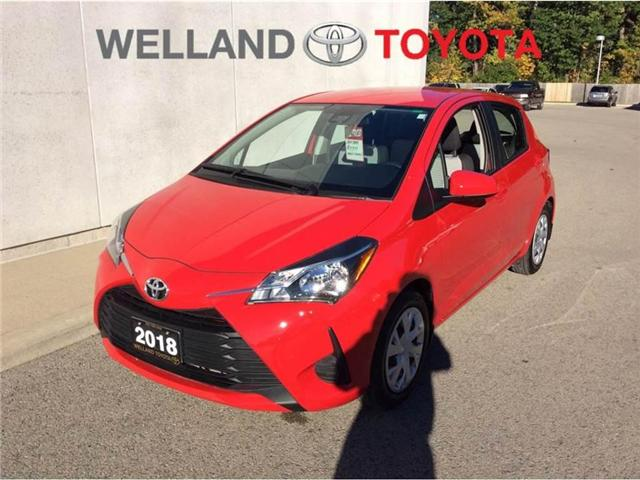 2018 Toyota Yaris  (Stk: p3290) in Welland - Image 1 of 22