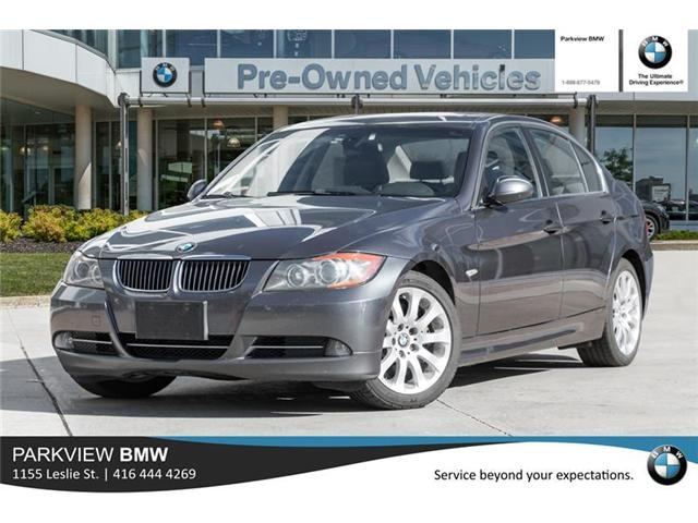 2008 BMW 335i  (Stk: PP8191A) in Toronto - Image 1 of 20