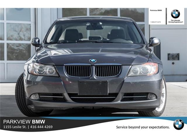 2008 BMW 335i  (Stk: PP8191A) in Toronto - Image 2 of 20