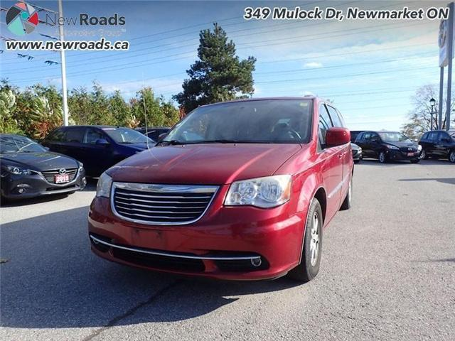 2012 Chrysler Town & Country Touring (Stk: 40664A) in Newmarket - Image 1 of 15
