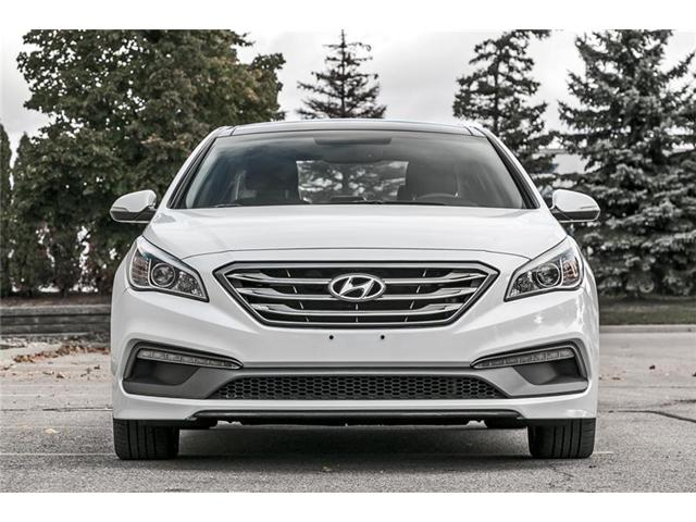 2015 Hyundai Sonata Sport Tech (Stk: 20740B) in Mississauga - Image 2 of 22