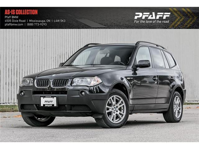 2005 BMW X3 2.5i (Stk: 21031A) in Mississauga - Image 1 of 21