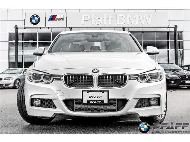 2018 BMW 330 i xDrive (Stk: U5157) in Mississauga - Image 2 of 5