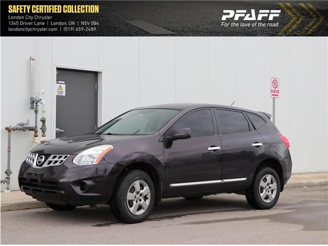 2011 Nissan Rogue  (Stk: 8228A) in London - Image 1 of 1