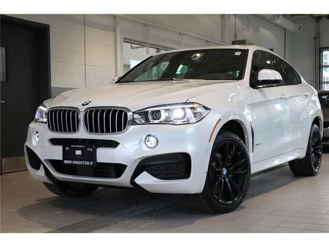 2018 BMW X6 xDrive35i (Stk: 8243) in Kingston - Image 1 of 13