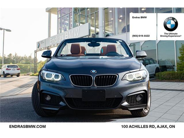 2019 BMW 230i xDrive (Stk: 20344) in Ajax - Image 2 of 22