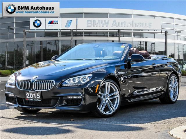 2015 BMW 650i xDrive (Stk: P8549) in Thornhill - Image 2 of 22