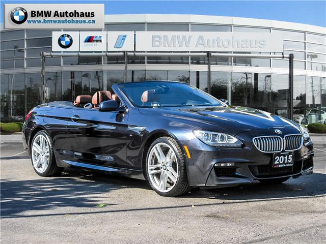 2015 BMW 650i xDrive (Stk: P8549) in Thornhill - Image 4 of 22