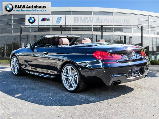 2015 BMW 650i xDrive (Stk: P8549) in Thornhill - Image 6 of 22