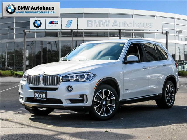 2016 BMW X5 xDrive35i (Stk: P8550) in Thornhill - Image 1 of 26