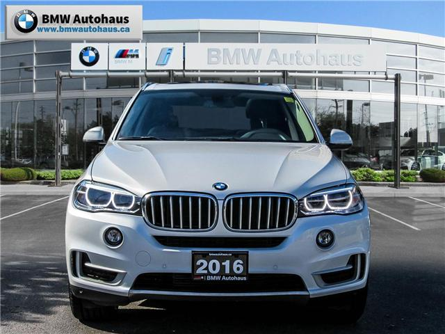 2016 BMW X5 xDrive35i (Stk: P8550) in Thornhill - Image 2 of 26