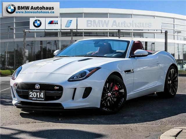 2014 Jaguar F-TYPE S (Stk: P8561) in Thornhill - Image 1 of 22