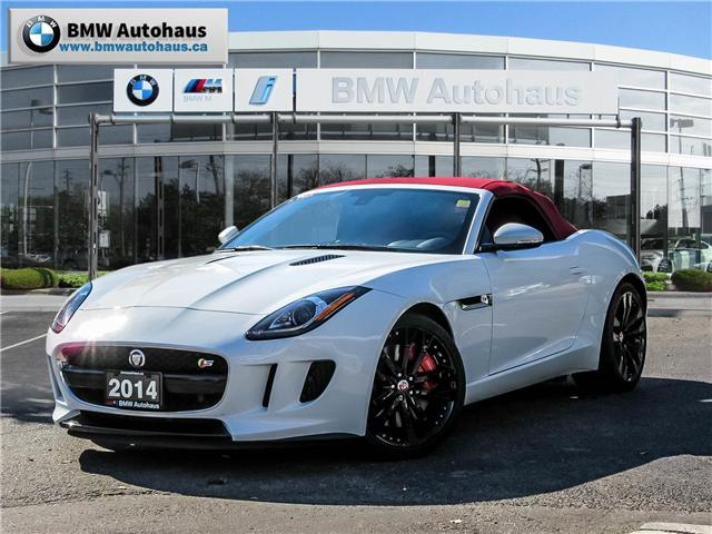 2014 Jaguar F-TYPE S (Stk: P8561) in Thornhill - Image 2 of 22