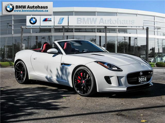 2014 Jaguar F-TYPE S (Stk: P8561) in Thornhill - Image 3 of 22