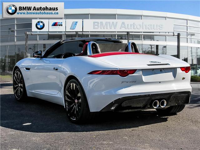 2014 Jaguar F-TYPE S (Stk: P8561) in Thornhill - Image 7 of 22