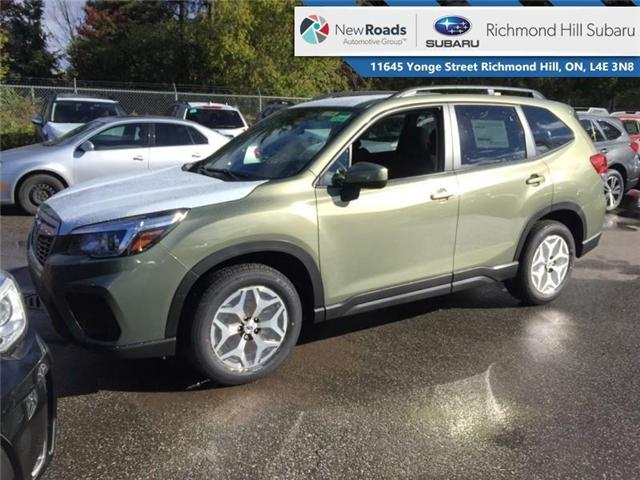 2019 Subaru Forester Convenience Eyesight CVT (Stk: 32196) in RICHMOND HILL - Image 1 of 18