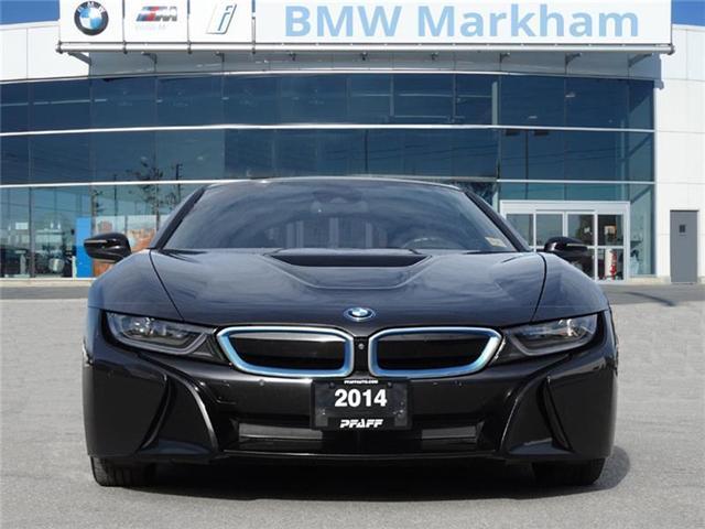 2014 BMW i8 Base (Stk: U11554) in Markham - Image 2 of 18