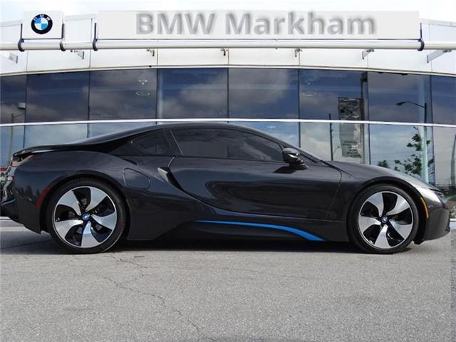 2014 BMW i8 Base (Stk: U11554) in Markham - Image 5 of 18