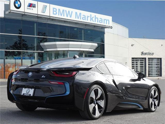 2014 BMW i8 Base (Stk: U11554) in Markham - Image 4 of 18