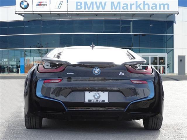 2014 BMW i8 Base (Stk: U11554) in Markham - Image 5 of 18