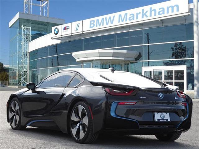 2014 BMW i8 Base (Stk: U11554) in Markham - Image 2 of 18