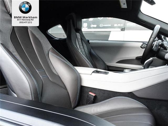 2014 BMW i8 Base (Stk: U11554) in Markham - Image 11 of 18