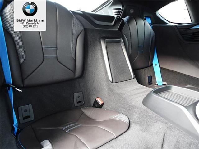 2014 BMW i8 Base (Stk: U11554) in Markham - Image 12 of 18
