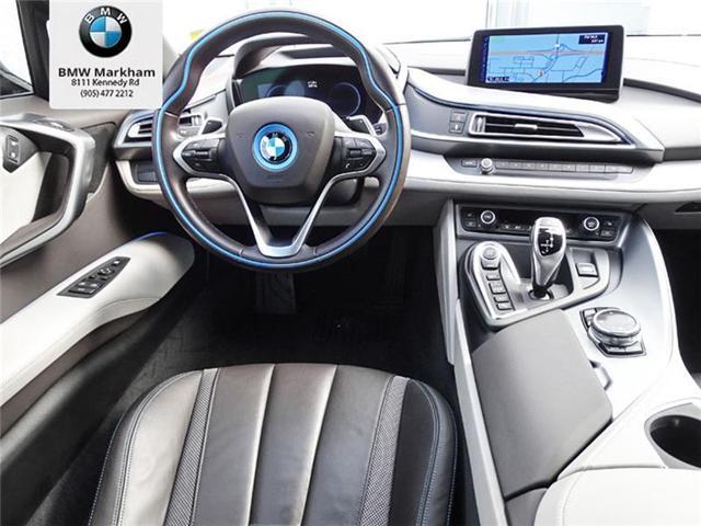 2014 BMW i8 Base (Stk: U11554) in Markham - Image 12 of 18