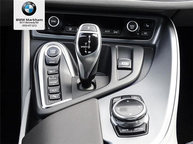 2014 BMW i8 Base (Stk: U11554) in Markham - Image 14 of 18