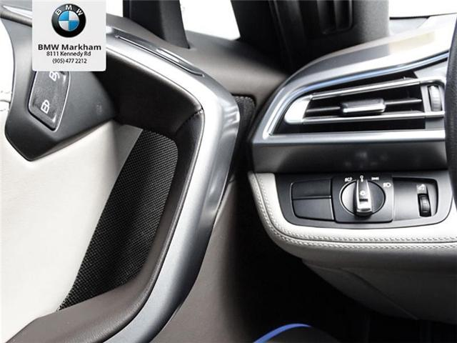2014 BMW i8 Base (Stk: U11554) in Markham - Image 16 of 18