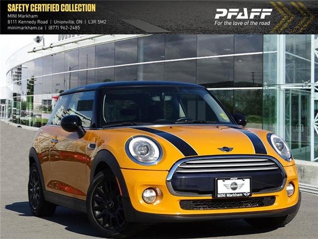 2015 MINI 3 Door Cooper (Stk: O11551) in Markham - Image 1 of 17