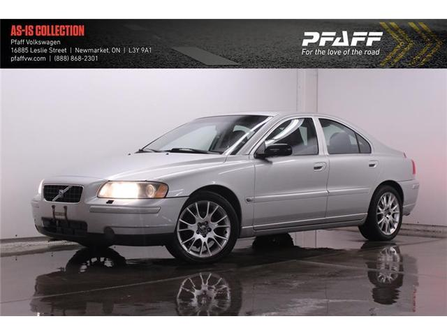2005 Volvo S60 2.5T (Stk: V3605A) in Newmarket - Image 1 of 16