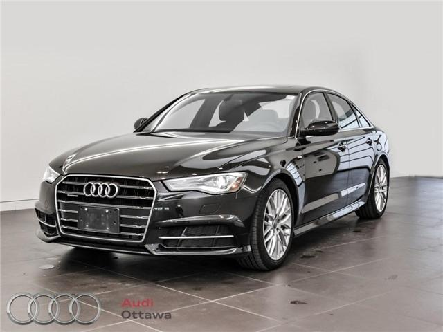 2017 Audi A6 2.0T Progressiv (Stk: 50597) in Ottawa - Image 1 of 21