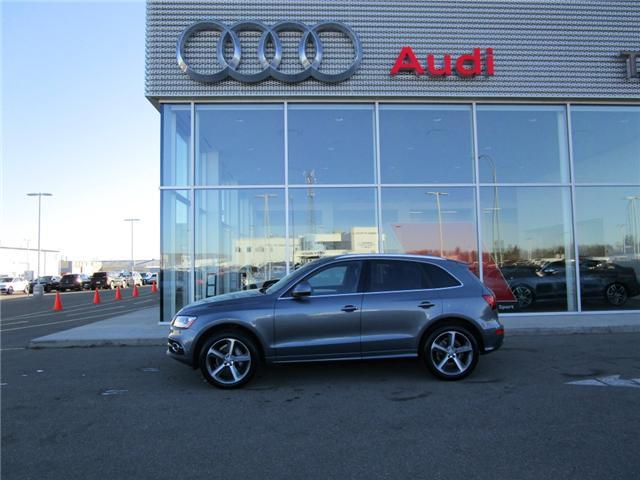 2017 Audi Q5 2.0T Technik (Stk: 1803441) in Regina - Image 2 of 24