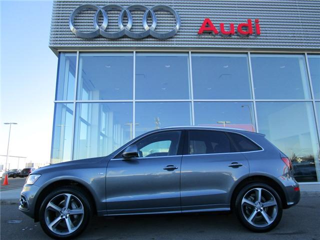 2017 Audi Q5 2.0T Technik (Stk: 1803441) in Regina - Image 3 of 24