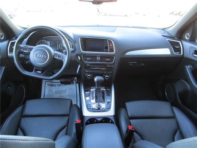 2017 Audi Q5 2.0T Technik (Stk: 1803441) in Regina - Image 13 of 24