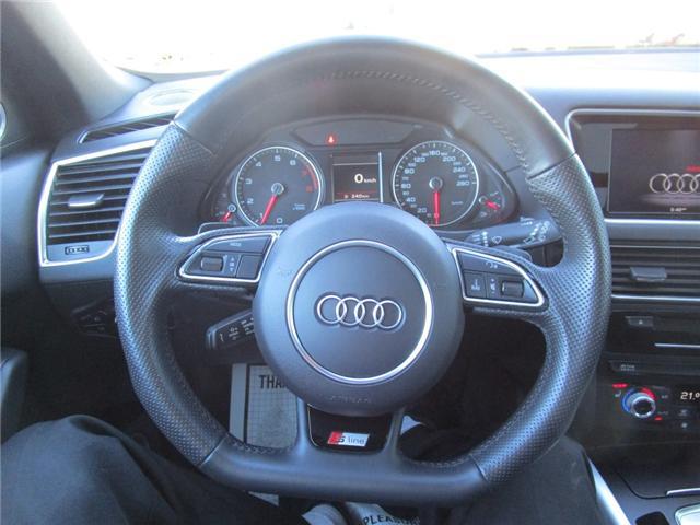 2017 Audi Q5 2.0T Technik (Stk: 1803441) in Regina - Image 14 of 24