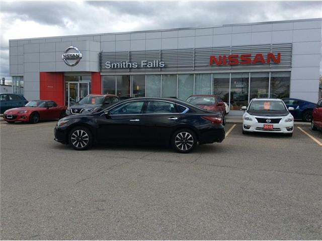 2018 Nissan Altima 2.5 SL Tech (Stk: P1951) in Smiths Falls - Image 1 of 13