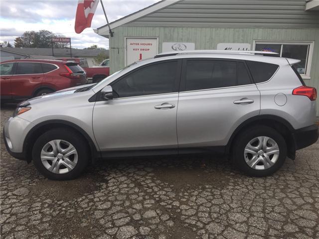 2015 Toyota RAV4 LE (Stk: -u08818) in Kincardine - Image 2 of 13