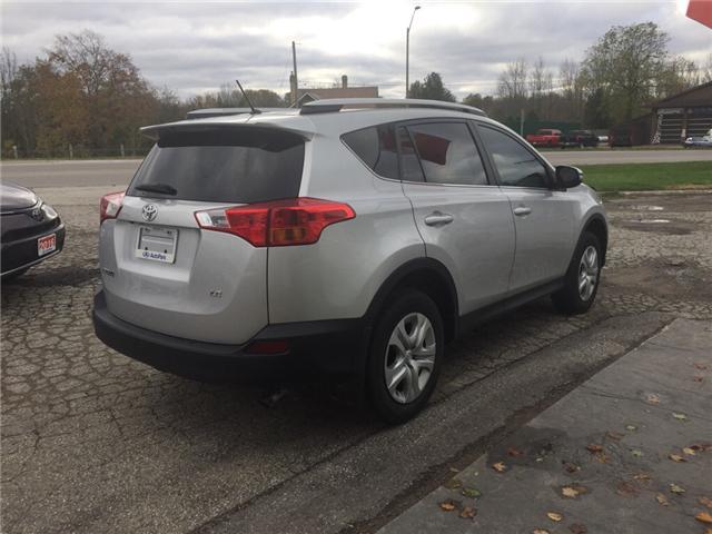 2015 Toyota RAV4 LE (Stk: -u08818) in Kincardine - Image 5 of 13