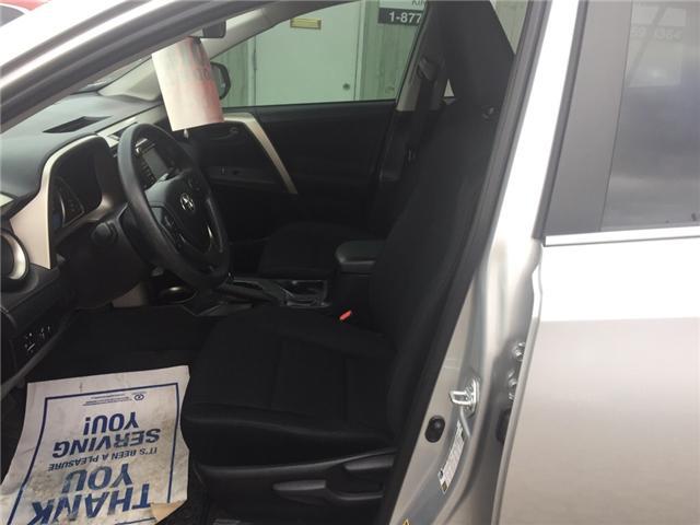 2015 Toyota RAV4 LE (Stk: -u08818) in Kincardine - Image 12 of 13