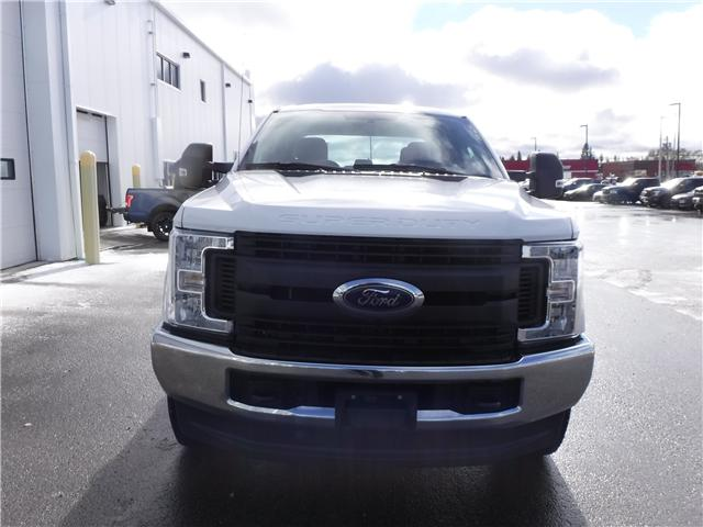 2018 Ford F-350 XL (Stk: U-3693) in Kapuskasing - Image 2 of 13