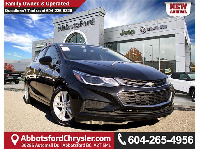 2017 Chevrolet Cruze LT Auto (Stk: AB0772) in Abbotsford - Image 1 of 26