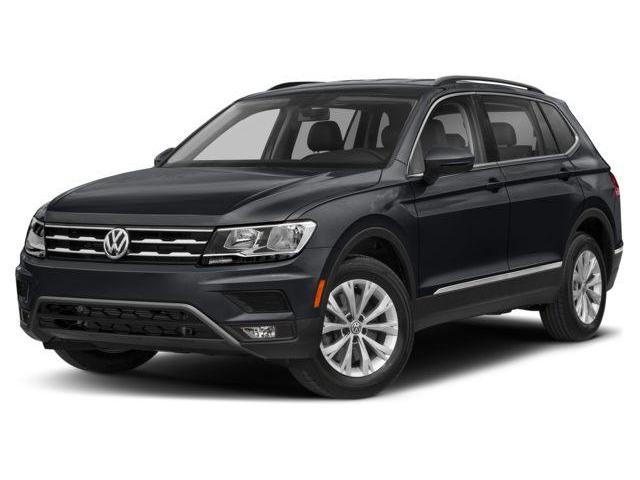 2018 Volkswagen Tiguan Highline (Stk: JT195456) in Surrey - Image 1 of 9