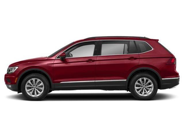 2018 Volkswagen Tiguan Highline (Stk: JT195625) in Surrey - Image 2 of 9