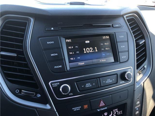 2018 Hyundai Santa Fe Sport 2.0T SE (Stk: H2276) in Saskatoon - Image 15 of 25